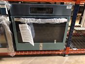 Ge Jt3000sfss 30 Single Electric Wall Oven Stainless Steel 668q