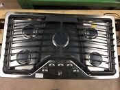 Ge Pgp976setss 36 In Gas Cooktop 629q