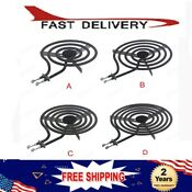 Replacement Part Hotpoint Range Stove Cooktop Burner Heating Element Kit 6 8