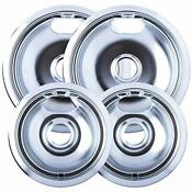 Electric Ranges Stove Drip Pans For Fits Frigidaire Crosley Maytag Burner Gift