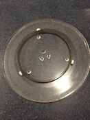 Ge Spacemaker Xl1800 Microwave Glass Plate Tray W Roller Ring Genuine Replacem