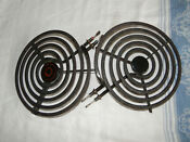 Lot Of 2 Kitchenaid Electric Cooktop 8 Burners