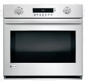 New Monogram Ge Zet1shss 30 Inch Single Electric Wall Oven With Wifi Connect