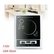 Professional Portable Induction Cooktop 110v Digital Countertop Induction Cooker