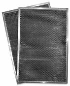 Whirlpool W10386873 Range Vent Hood Replacement Charcoal Filter 2 Pack Brand New