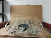 Kitchenaid Whirlpool Dishwasher Upper Rack Assembly Part 8539235