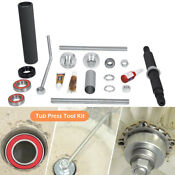 Washer Tub Bearing Shaft Seal Kit Install Removal Tool Set For Whirlpool Kenmore