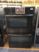Oc0022 Pt7550blts Ge Profile Series 30 Built In Double Wall Convection Oven
