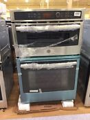Oc0030 Pk7800skss 27 Ge Profile Combination Microwave Convection Wall Oven