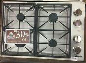 Oc0042 Hpct304gs 30 Dacor Heritage Professional Gas Cooktop