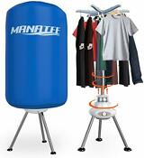 Manatee Clothes Dryer Portable Electric Drying Rack 900w Jc G900