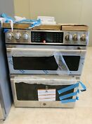 New 30 Slide In Double Oven Gas Range