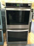 Oc0274 Wod51ec7hs 27 Whirlpool Smart Double Oven With Touchscreen
