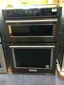 Oc0340 Koce500ebs Kitchenaid 30 Combination Wall Oven With True Convection