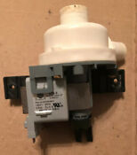 Whirlpool Washer Recirculating Pump W10403803 For Maytag Wpw10403803 Tested