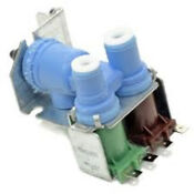 61005626 Wp61005626 Icemaker Dual Solenoid Water Valve For Whirlpool