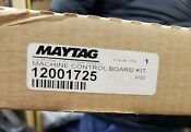 12001725 Maytag Machine Control Board Kit New In Box Genuine Parts