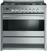 Fisher Paykel Or36sdpwgx1 36 Inch Dual Fuel Range With 5 Sealed Burners