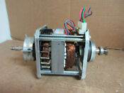 Ge Combo Washer Dryer Drive Motor Dryer Part We17m66