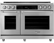 Dacor Hder48s Ng 48 Inch Freestanding Dual Fuel Range With Pure Convection