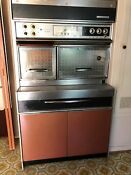 Vtg Frigidaire Flair Imperial Electric Range Oven Stove Parts What Do You Need