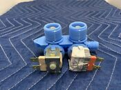 Ge Laundry Center Water Inlet Valve Oem Wh13x27314