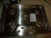 New Lg Stainless Steel 30 Inch Cooktop Top Only From Model Lcg3011st