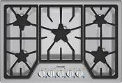 Thermador Masterpiece Series Sgs305fs 30 Stainless Steel Gas Cooktop