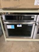 Jenn Air Jjw3430ds 30 Stainless Steel Electric Single Wall Oven 7324
