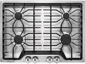 Frigidaire Ffgc3026ss 30 Gas Sealed Burner Style Cooktop Stainless Steel