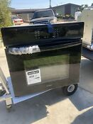 Local Pickup Only Frigidaire Self Cleaning Single Electric Wall Oven Black