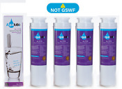 Refrigerator Water Filter Fits Ge Mswf Smartwater 101821b 101820a 4pk