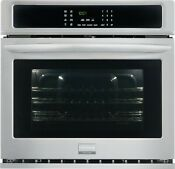 Frigidaire Gallery Series Fgew3065pf 30 Inch Single Electric Wall Oven