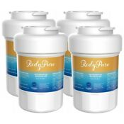 4 Pack Water Filter For Ge Smartwater Mwf Mwfa Mwfp Gwf Hwf 46 9991 Refrigerator