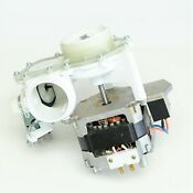 Choice Parts Wd26x10051 For Ge Dishwasher Motor And Pump Assembly