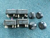 Ge Hotpoint Kenmore Range Small Burner Infinite Switch Ctl031 Ctl030 Nl811520
