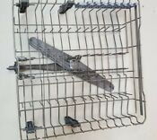Whirlpool Dishwasher Upper Rack W Spray Arm Light Gray W11169039 8268845 Asmn