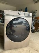 Samsung 7 5 Cu Ft Champagne Electric Dryer