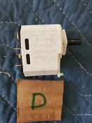 Whirlpool Dryer Start Switch Part 3398095