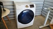 7 5 Cu Ft Electric Dryer With Steam In White Energy Star