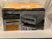 Bakerstone Pizza Box Gas Stove Top Oven Stainless Steel Free Shipping