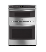 Ge Profile 30 Built In Combo Wall Oven Built In Advantium Microwave Pt9800shss