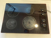 Ge Series Model Jp340b0c1bb 30 Electric Cooktop Black Ceramic Glass
