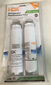 Hdx Refrigerator Water Filter Fmm 2 Replacement Fits Whirlpool Filter Value Pk