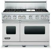 Viking Professional 7 Series 48 Inch Prostyle Gas Range Vgr7486gss Stainless S