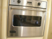 Viking Professional 30 Convection Stainless Oven Electric Single Wall Built In