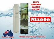 Genuine Miele Water Filter 499850 643046 193914 740572 Same Day Dispatch