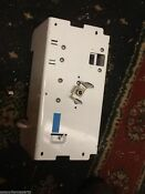 Bosch Side By Side Refrigerator Ice Drive Auger Motor Asm Part 0425