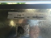Whirlpool Wsf26c2exy 26 4 Cu Ft Side By Side Refrigerator