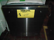 Whirlpool W10786090a 24 Stainless Top Control Dishwasher Nob Local Pickup Only